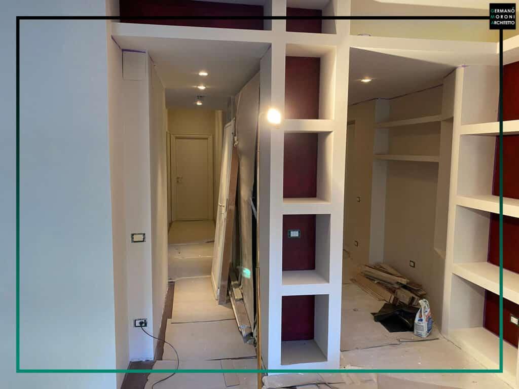 Ristrutturazione appartamento zona Viale Libia a Roma | Germanomoroniarchitetto