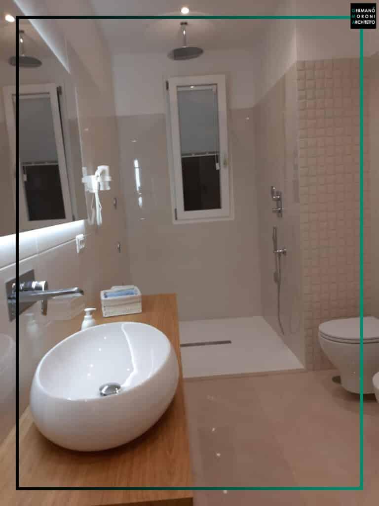 Ristrutturazione appartamento a Piazza Pio XI | Germanomoroniarchitetto
